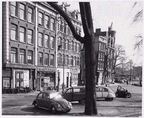 De Gruyter Amsterdam Kattenburgerplein 1961