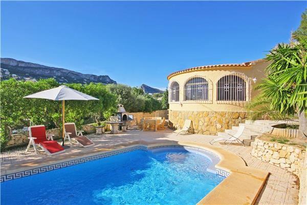 Lovely villa in #CostaBlanca in #Spain