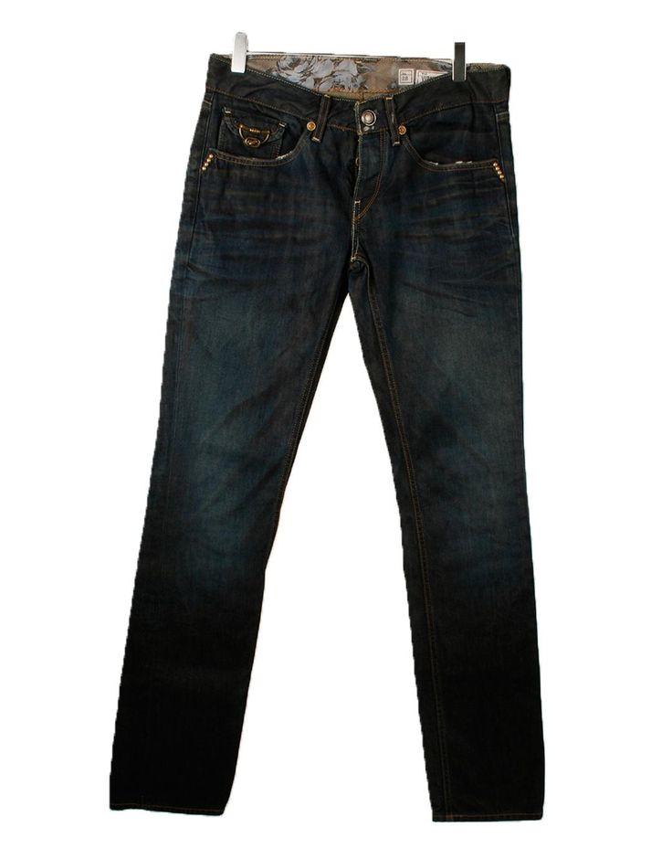 Vaqueros azules Robin's Jeans 93€