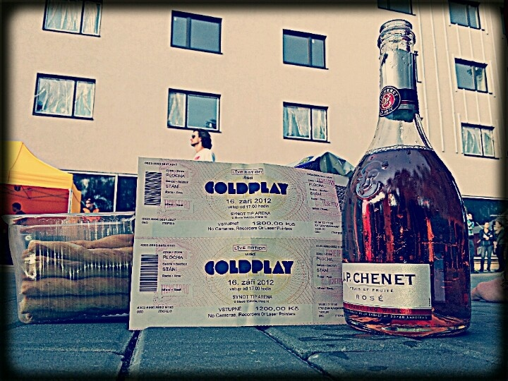 Coldplay show!