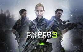 WALLPAPERS HD: Sniper Ghost Warrior 3