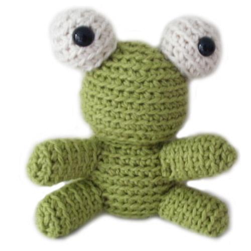 frog amigurumi Crochet Pattern ranas crochet Pinterest ...