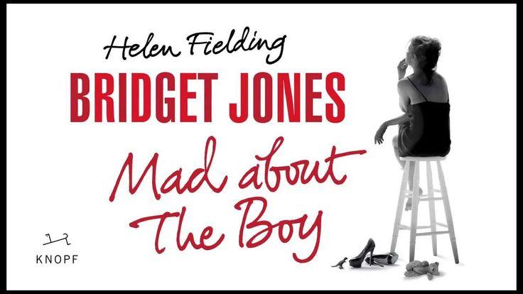 Bridget Jones Mad About The Boy by Helen Fielding.