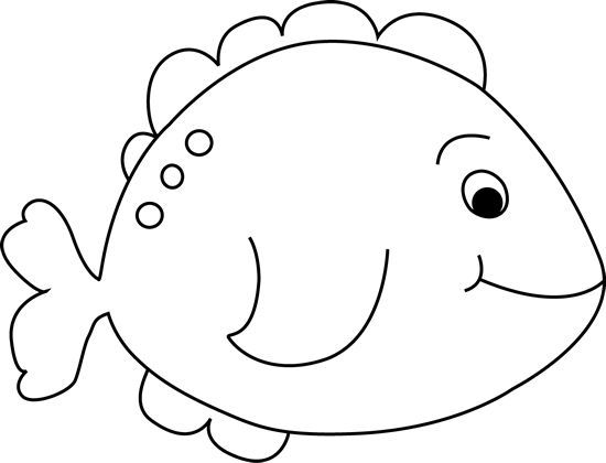 Clip Art Fish Black And White - ClipArt Best - ClipArt ...