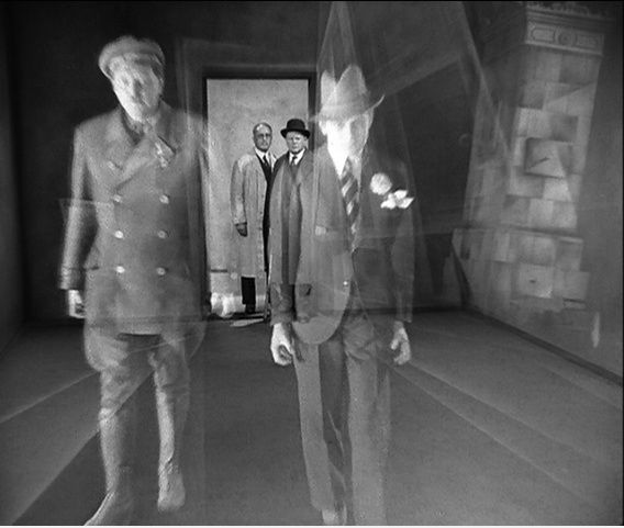 The Testament of Dr. Mabuse (1933, DPs: Karl Vash, Fritz Arno Wagner)