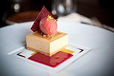 Fine Dining Desserts | Fine Dining Plated Desserts