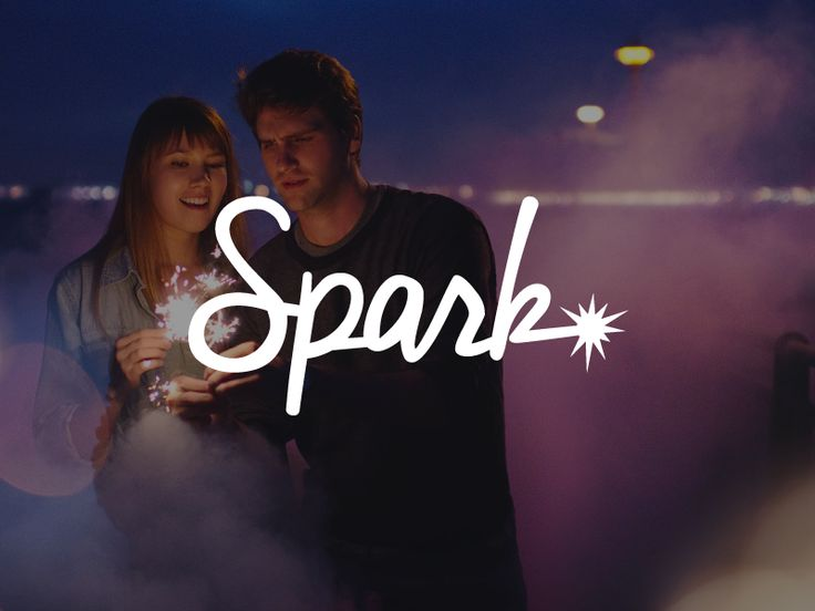 HQ teamed up this weekend to work on a project called Spark for Startup Weekend Ogden, UT. This is a sneak peak of the logo. If you'd like to be a part of our app, we could use your help! Visit ide...