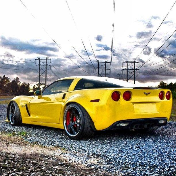 American Muscle - Corvette Z03