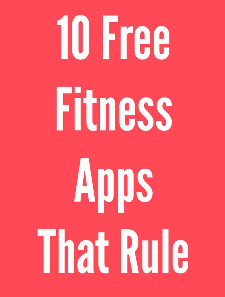 10 Free Fitness Apps That Rule Cosmo Body Free Workou