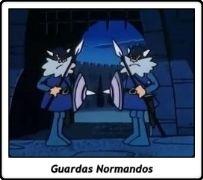 Guardas Normandos / GUerrero Normandos / Vickie el Vikingo / Wickie und die starken Männer / 1974