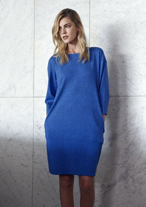 Vihma dress #marimekko #marimekkoSS15 https://www.marimekko.com/?utm_source=Pinterest&utm_medium=ownReferral&utm_name=Marimekko