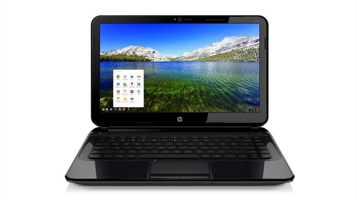 HP Launches Its First #Google #Chromebook