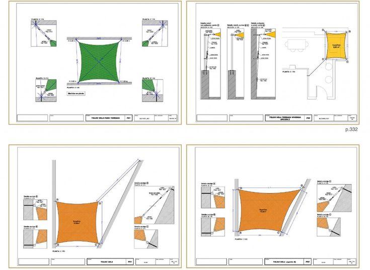 Las 25 mejores ideas sobre toldos vela en pinterest for Toldos de vela para terrazas