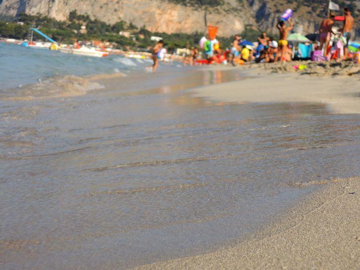 https://flic.kr/p/wLVBkA | Monika Pospíšilová 2 | Summer life (Mondello Beach Palermo July 2015)