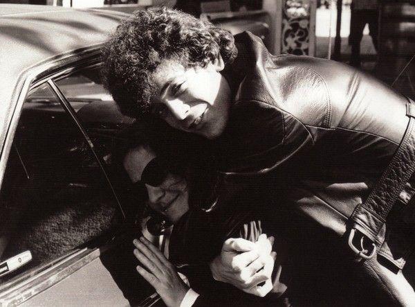 "Lou Reed & Maureen ""Mo"" Tucker"