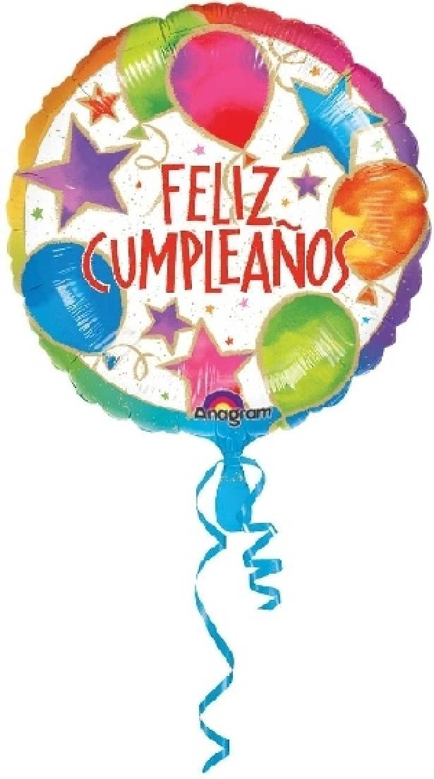 Globo feliz cumpleaños | TODO FIESTA