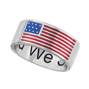 I am patriotic ;)  J89415 6 - Earrings, Necklaces, Rings, Bracelets, Pendants and More - Unique Jewelry at Affordable Prices | Nature's Jewelry