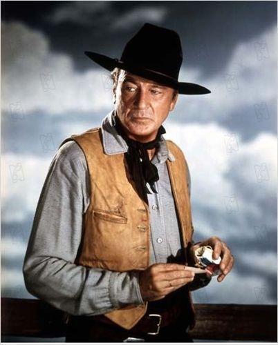 Gary COOPER on Ciné Revue - Der Mann aus dem Westen : Bild Anthony Mann, Gary Cooper
