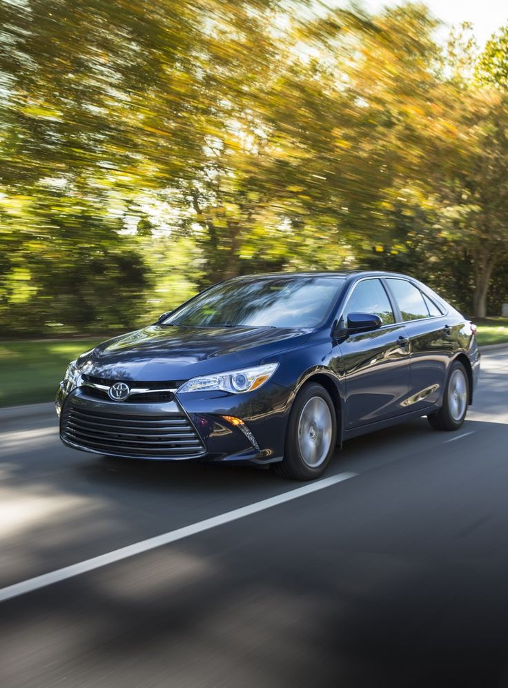 NA: 2016 Toyota Camry is the bestseller in its segment
