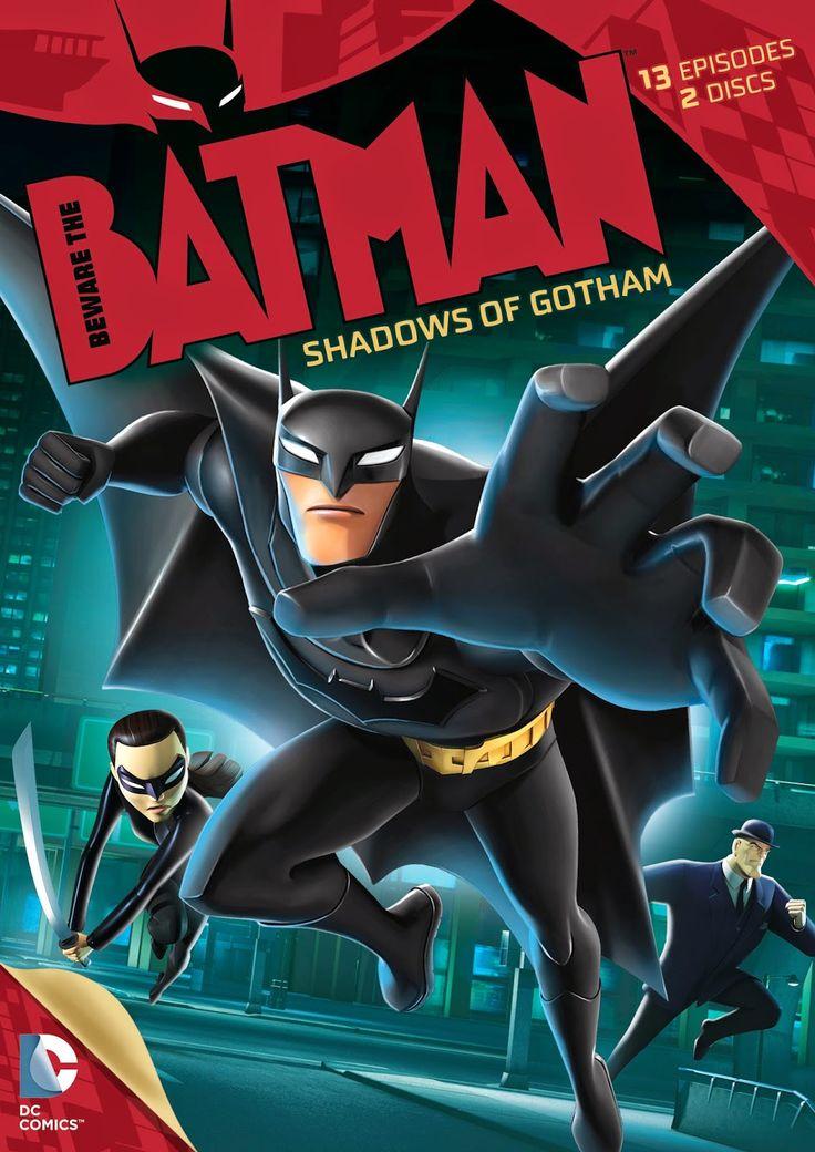 Beware The Batman 2013 الحلقتين الثالثة عشر و الرابعة عشر مترجمة من DC fansubs