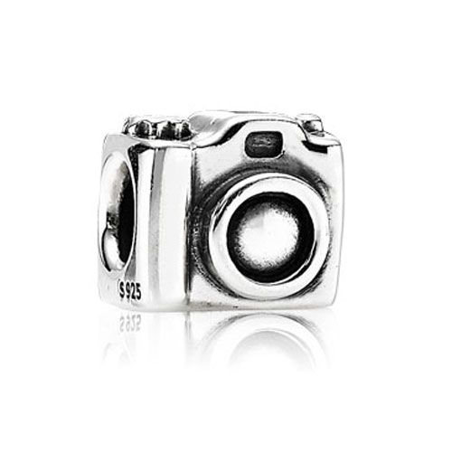 Pandora Camera CharmSilver Cameras, Pandora Cameras, Pandora Bracelets, Pandora Charms, Sterling Silver, Jewelry, Cameras Charms, Things, Lists