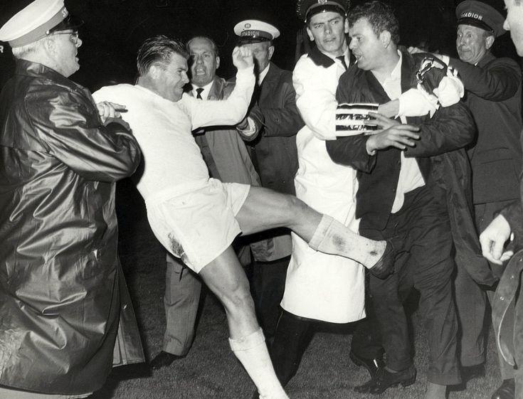 1967. Madrid. Ferenc Puskás
