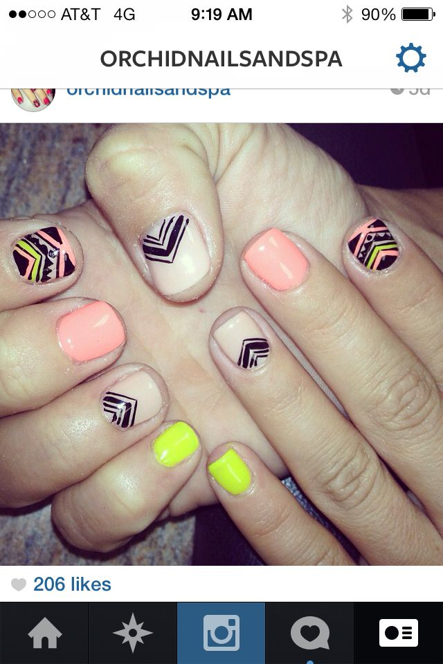 17 Best Images About Our Instagram Nails On Pinterest Beautiful Nailart And Beauty