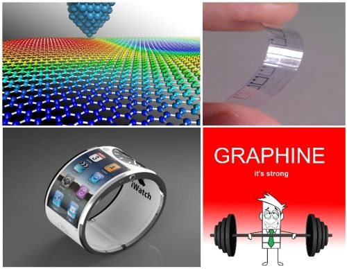 Graphenene is a material which was isolated only a decade ago may be the new miracle material. Samsung, Apple, IBM and Google sure seem to be making a big fuss about it. Want to know why?