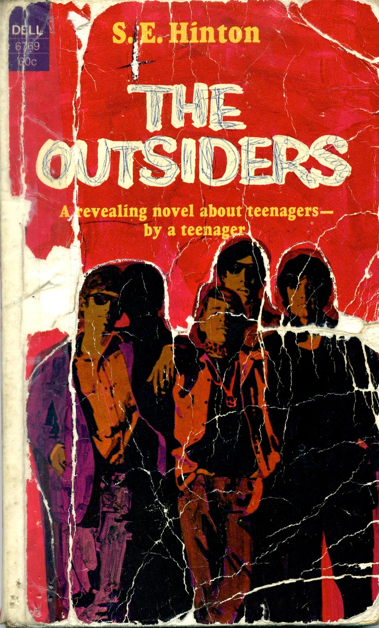 The Outsiders Book Cover Ideas : The outsiders by s e hinton alt ver required