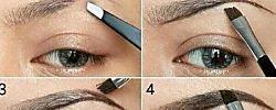 Cómo depilar y maquillar las cejas según tu tipo de rostro