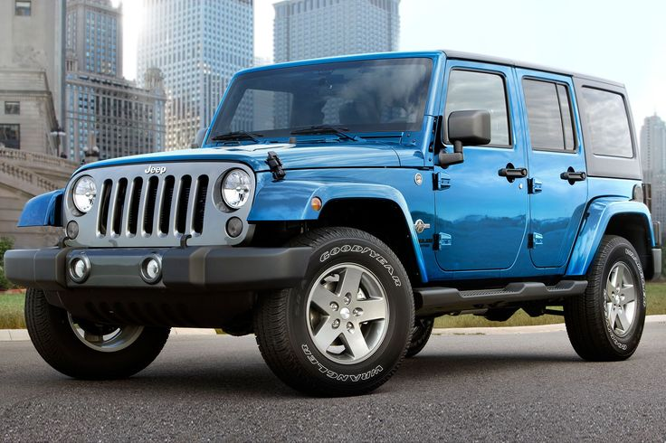 2017 Jeep Wrangler Will Keep Solid-Axle Suspension