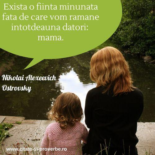 #citate despre #mama