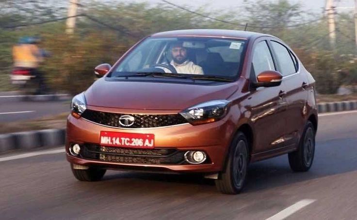 Tata Motors Launches AMT Variant In Compact Sedan Tigor Click here to read the full coverage....https://goo.gl/LVbX11 #TataTigorAMT