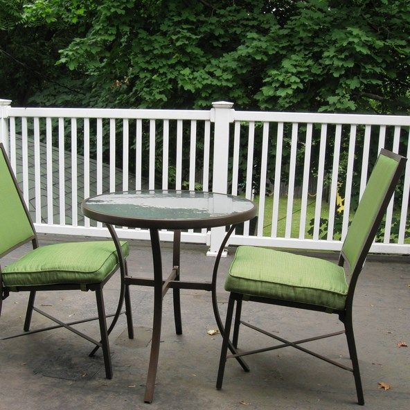 Balcony #chairs to sit and relax during the sun rise... https://furnishplex.com/seating.html