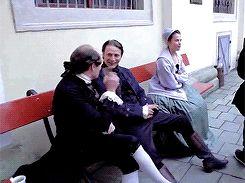 Mads Mikkelsen bts of A Royal Affair