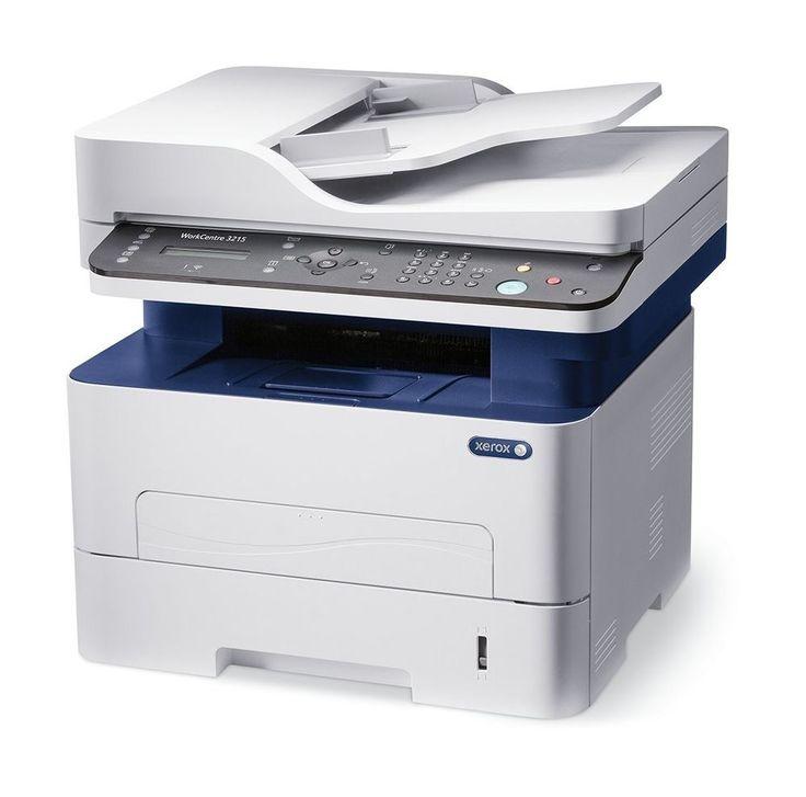 Xerox WorkCentre 3215/NI Monochrome Multifunction Printer #Xerox