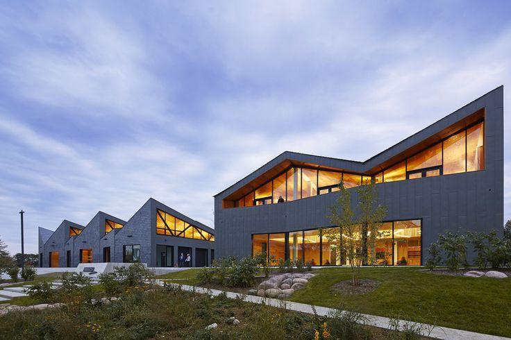 5osA: [오사] :: *박공지붕, 보트하우스 [ Studio Gang Architects ] WMS Boathouse