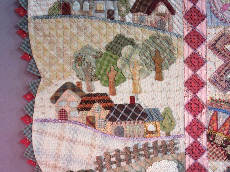 川上亜矢子*Ayako Kawakami Queenie's Needlework: Tokyo International Great Quilt Festival - 7 More quilts?! And more things?!