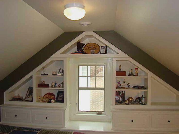 Attic Room Design Ideas - http://agmfree.com/0201/home-design-interior/attic-room-design-ideas/1441