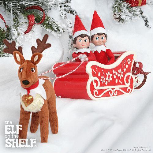 THE ELF ON THE SHELF~Elf Winter Wonderland