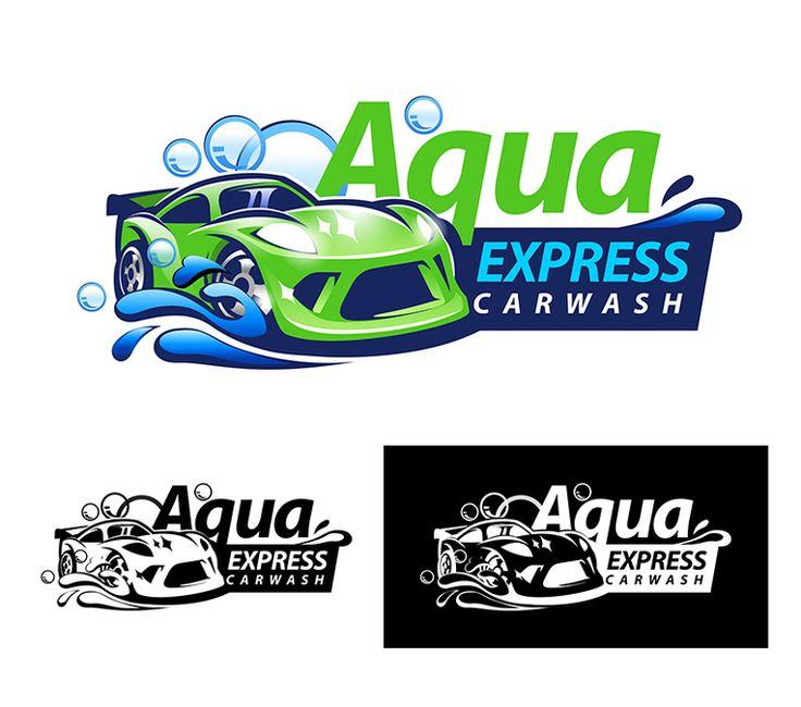 aqua express car wash by killpixel::24/7