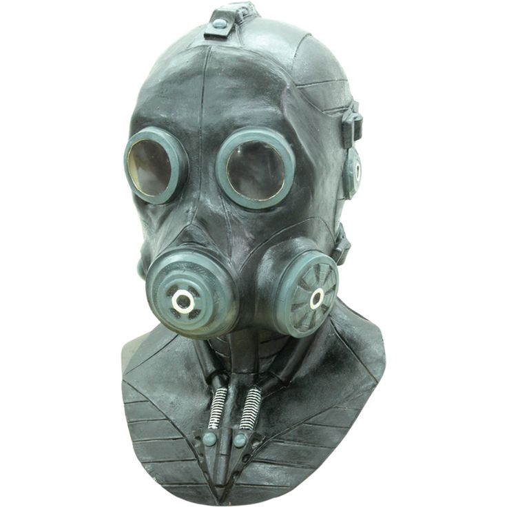Nice Costume Accessories Smoke Mask just added...