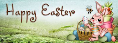 Facebook Cover : Happy Easter