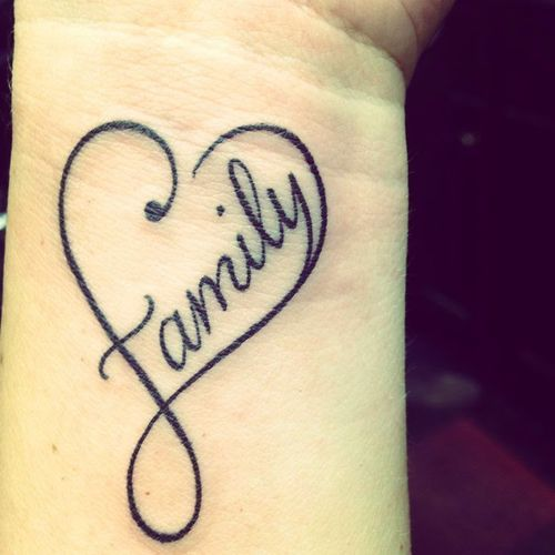 Infinity Tattoos on imgfave