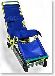 Garaventa Evacu-Trac Evacuation Chair  Contact Evacuation Chairs Australia: www.evacuationchairs.com.au  Bus: +61 3 9001 5806   1300 669 730