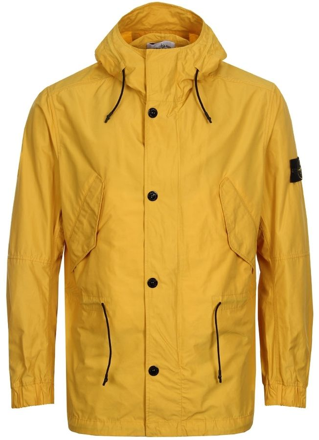 e7d238a1 Stone Island Micro Reps Jacket - Yellow | Hooligans casual style
