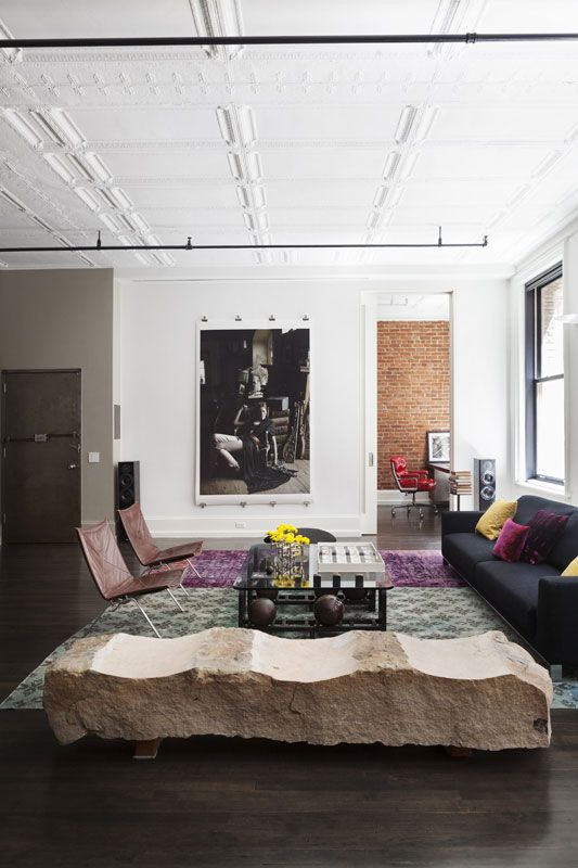 Mercer Street Lofts   New York, New York