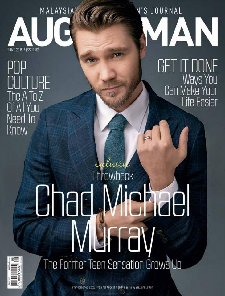 Chad Michael Murray sexy