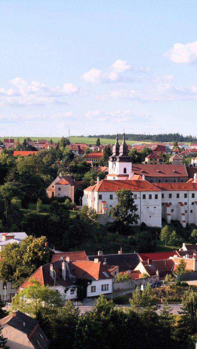 Třebíč (Bohemian-Moravian Highlands), Czechia