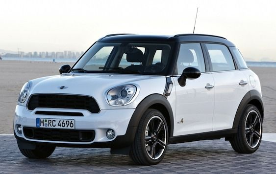 La Mini Cooper S Countryman All4